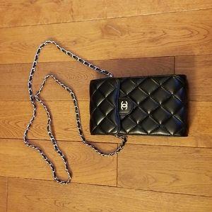 Chanel phone purse